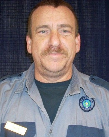 Corrections Officer V Christopher A. Davis | Texas Department of Criminal Justice - Institutional Division, Texas