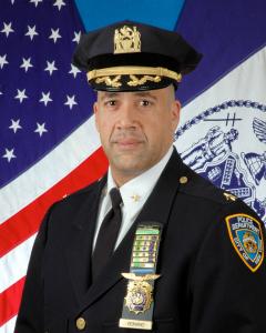 Deputy Chief Steven Joseph Bonano, New York City Police