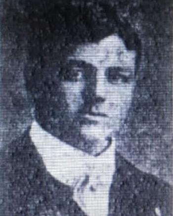 Patrolman William Henry Furdon   Newton Police Department, Massachusetts