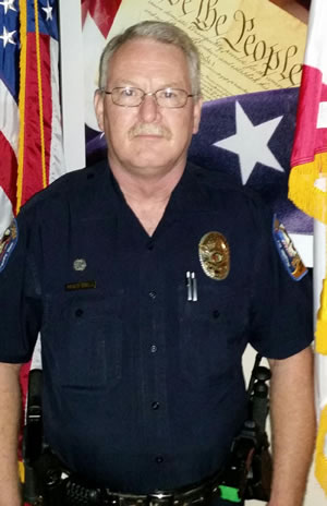 Patrolman Roger Monroe Odell | Town Creek Police Department, Alabama