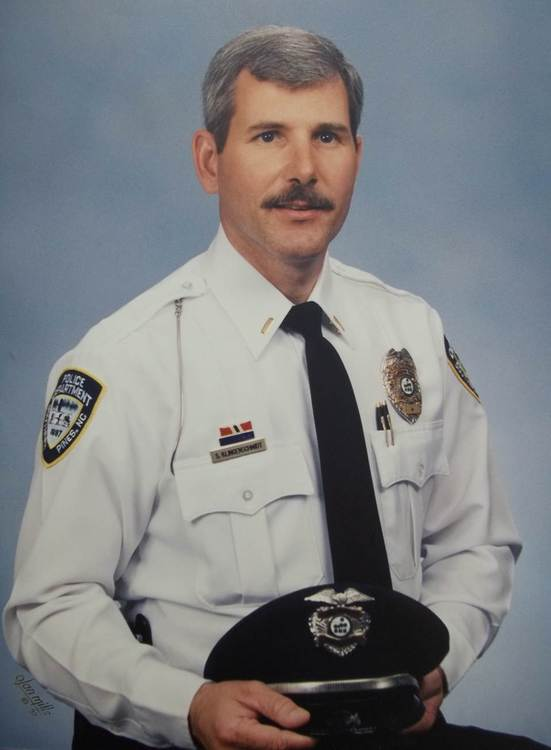 Lieutenant Stanley Lewis Klingenschmidt | Southern Pines Police Department, North Carolina