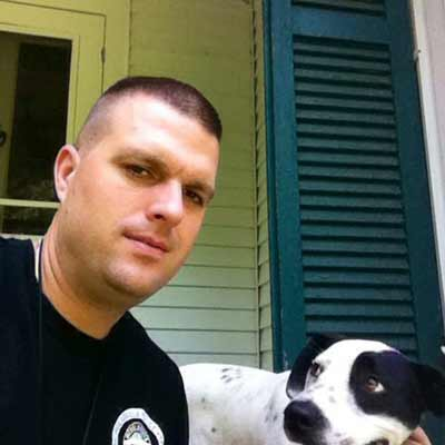 Police Officer Burke Jevon Rhoads   Nicholasville Police Department, Kentucky
