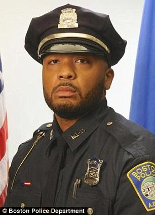 Sergeant Dennis Oliver Simmonds | Boston Police Department, Massachusetts