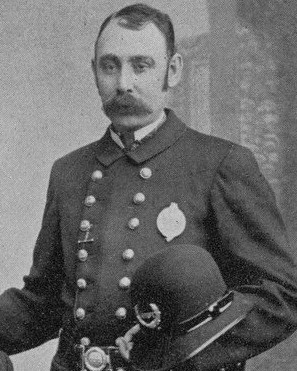 Captain Albert M. Teeters | Pittsburgh Bureau of Police, Pennsylvania