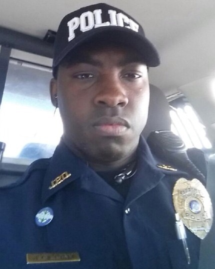 Police Officer Juandre Devon Gilliam, Sr | Jeanerette Police Department, Louisiana