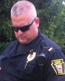 Lieutenant Eric Alan Eslary | Ligonier Township Police Department, Pennsylvania