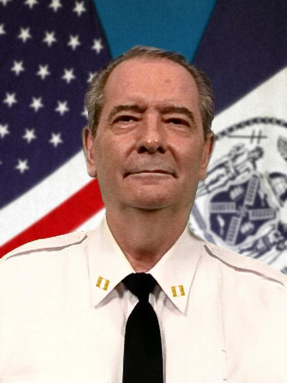 Captain Ronald G. Peifer, Sr. | New York City Police Department, New York