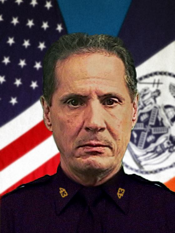Police Officer Nicholas G. Finelli   New York City Police Department, New York