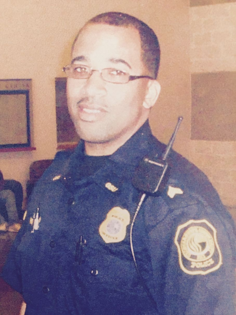 Detective Touré Nkrumah Heywood | Georgia State University Police Department, Georgia