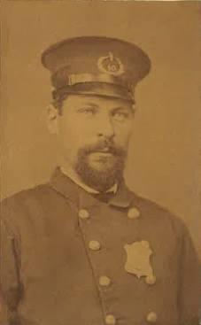 Patrolman Edward Riebsamen   Wilkes-Barre Police Department, Pennsylvania