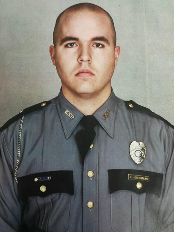 Trooper Eric Keith Chrisman | Kentucky State Police, Kentucky