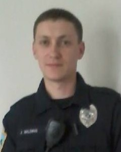 Patrolman John James Wilding | Scranton Police Department, Pennsylvania