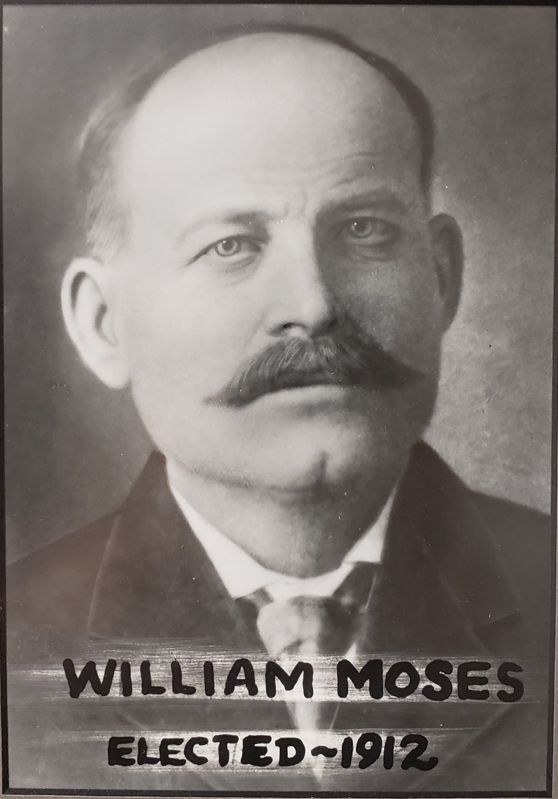 Sheriff William Moses | Rosebud County Sheriff's Office, Montana