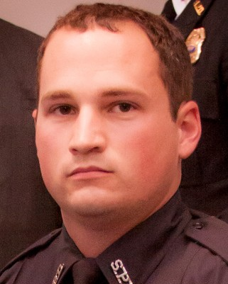 Police Officer Thomas Joseph LaValley | Shreveport Police Department, Louisiana