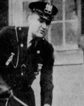 Police Officer Randolph E. Brightwell | Howard County Police Department, Maryland