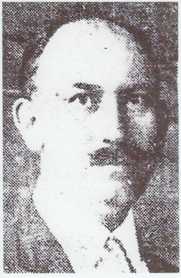 Special Agent Hugo P. A. Alvine   Chicago, Rock Island and Pacific Railway Police Department, Railroad Police