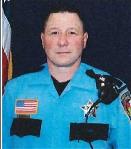 Deputy Sheriff Dwight Darwin Maness | McHenry County Sheriff's Office, Illinois