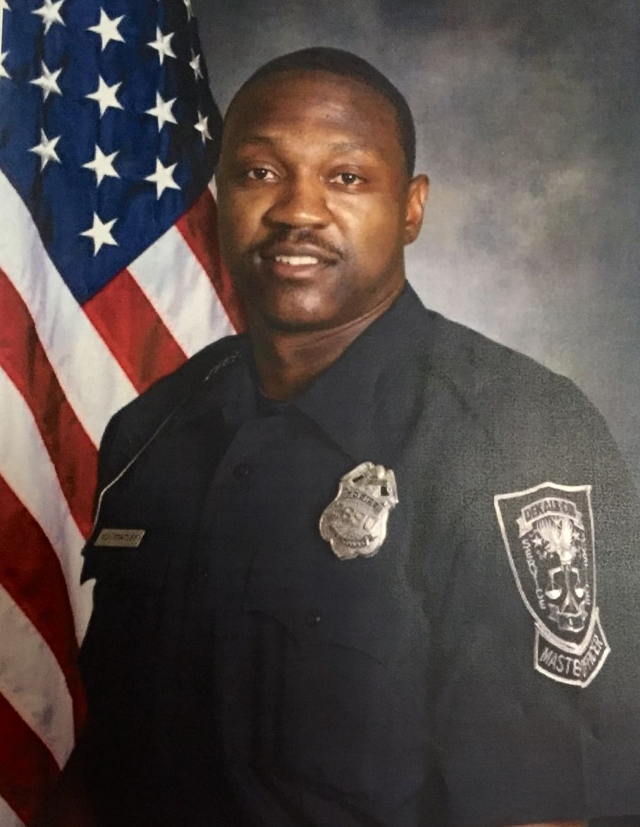 Master Patrol Officer Kevin Jermaine Toatley | DeKalb County Police Department, Georgia