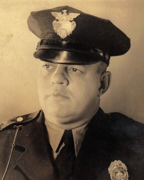Patrolman Robert Eley Mack | Forty Fort Borough Police Department, Pennsylvania