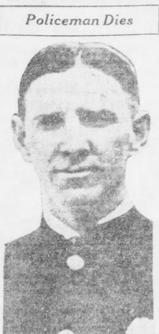 Captain Patrick J. Mullen   Homestead Borough Police Department, Pennsylvania