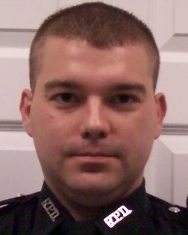 Senior Patrol Officer Daniel Neil Ellis | Richmond Police Department, Kentucky