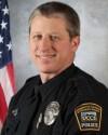 Police Officer I Garrett Preston Russell Swasey   University of Colorado at Colorado Springs Police Department, Colorado