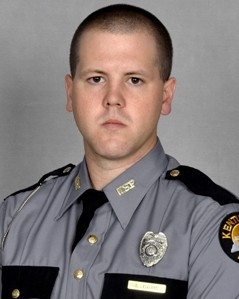 Trooper Anson Blake Tribby | Kentucky State Police, Kentucky