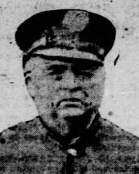 Patrolman William J. Johnston | Pittsburgh Bureau of Police, Pennsylvania