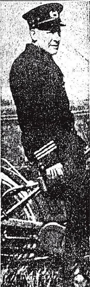 Chief of Police Emil H. Johnson   Elmwood Park Police Department, Illinois
