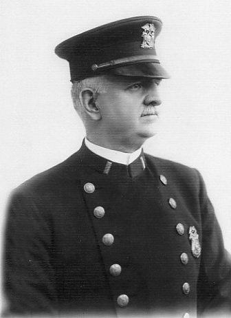 Lieutenant Daniel Shea   Yonkers Police Department, New York
