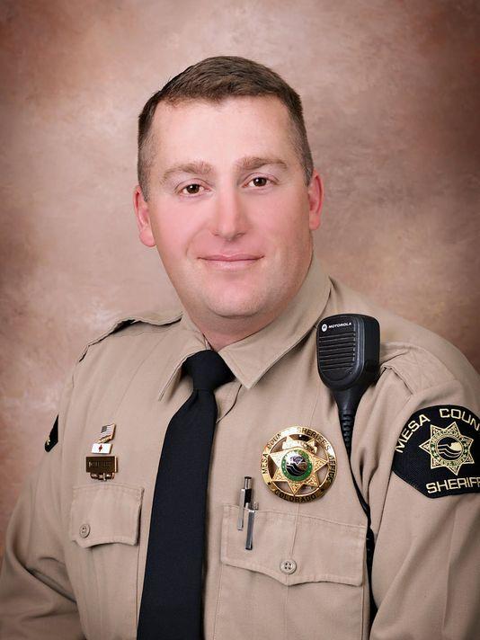Deputy Sheriff Derek Mace Geer | Mesa County Sheriff's Office, Colorado