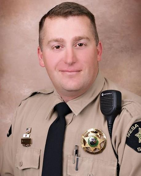 Deputy Sheriff Derek Mace Geer   Mesa County Sheriff's Office, Colorado
