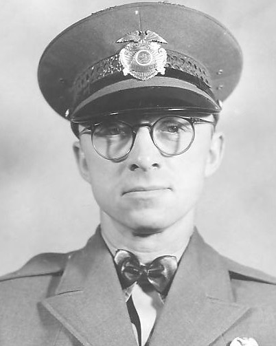 Sergeant Edward G. Leap | Merced Police Department, California