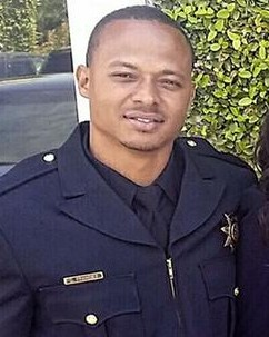 Deputy Sheriff Carlos Diamond Francies | Contra Costa County Sheriff's Office, California