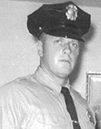 Patrolman Edward Scott Johansen   Peabody Police Department, Massachusetts