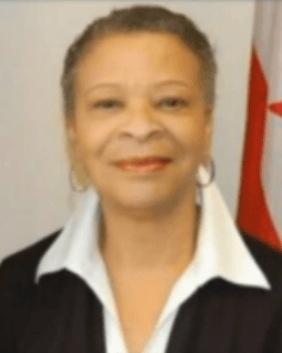 Deputy Director Carolyn Ann Cross | District of Columbia Department of Corrections, District of Columbia