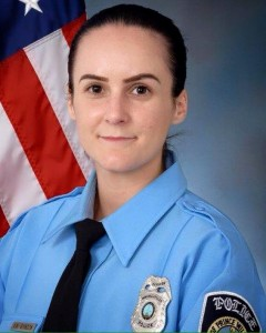 Police Officer Ashley Marie Guindon Prince William County
