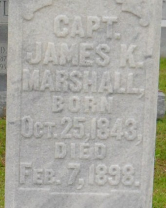 Captain James K. Marshall | Chester Police Department, South Carolina