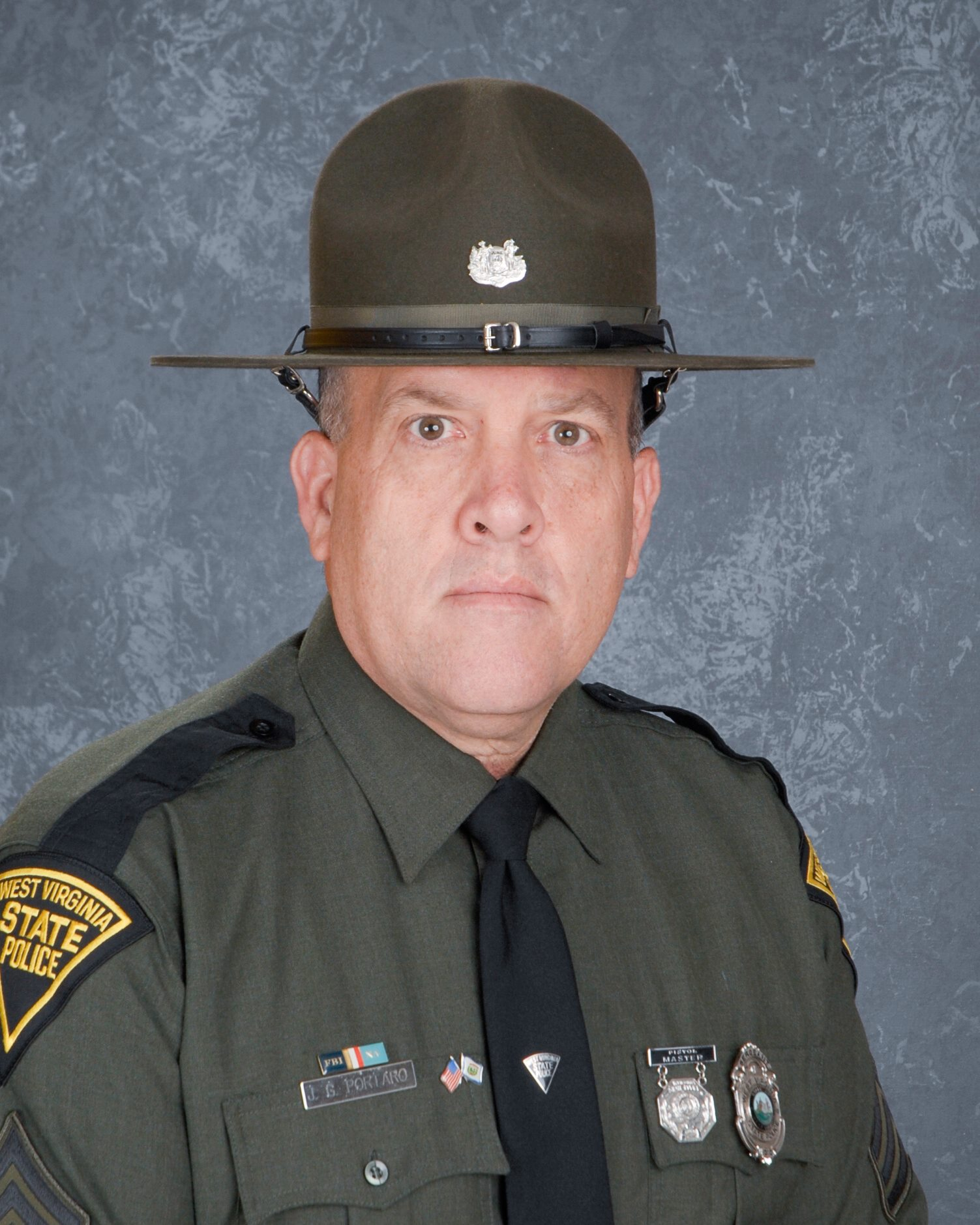 First Sergeant Joseph George Portaro | West Virginia State Police, West Virginia