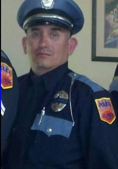 Patrolman David Ortiz | El Paso Police Department, Texas