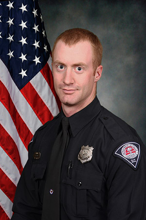 Police Officer III Allen Lee Jacobs | Greenville Police Department, South Carolina
