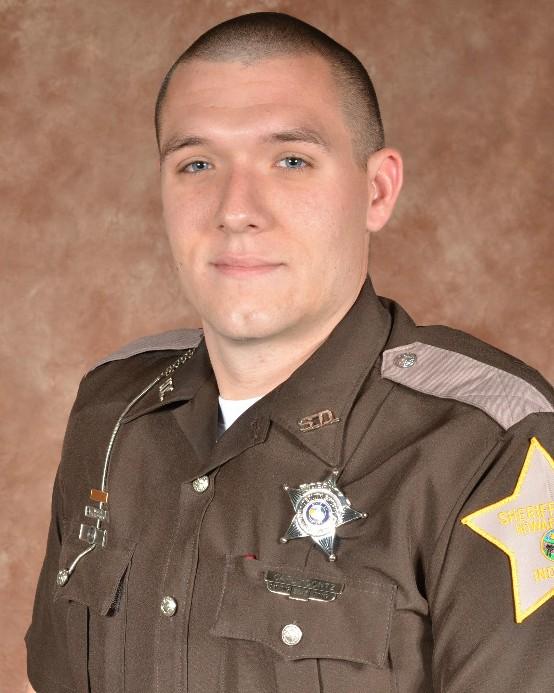 Deputy Sheriff Carl Allen Koontz | Howard County Sheriff's Office, Indiana