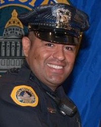 Police Officer Carlos Bernabe Puente-Morales | Des Moines Police Department, Iowa