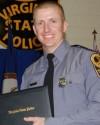 Trooper Chad Phillip Dermyer | Virginia State Police, Virginia
