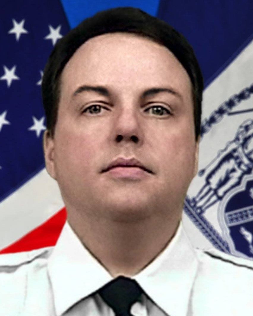 Captain Scott V. Stelmok | New York City Police Department, New York