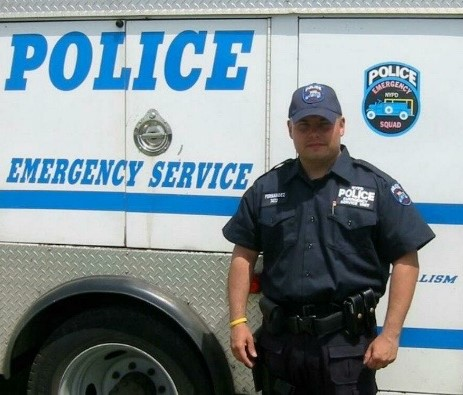 Detective Luis G. Fernandez | New York City Police Department, New York