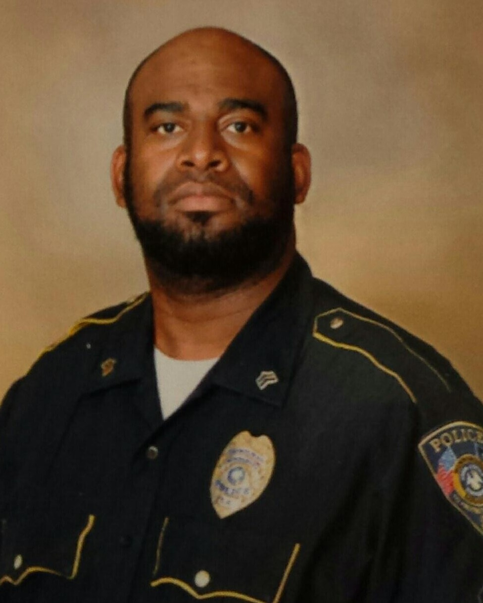 Sergeant Derrick Morial Mingo | Winnsboro Police Department, Louisiana