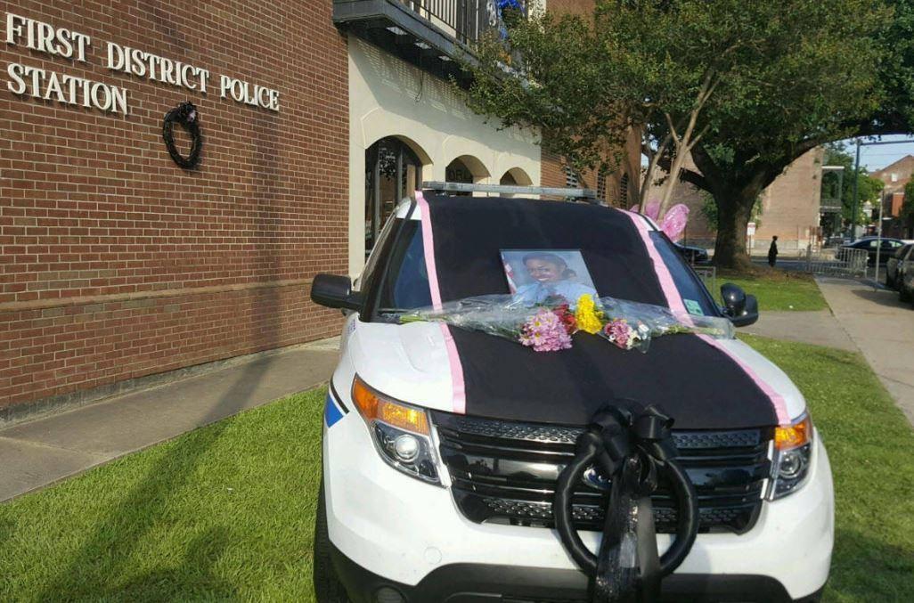 Police Officer Natasha Maria Hunter   New Orleans Police Department, Louisiana