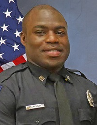 Police Officer Endy Nddiobong  Ekpanya | Pearland Police Department, Texas