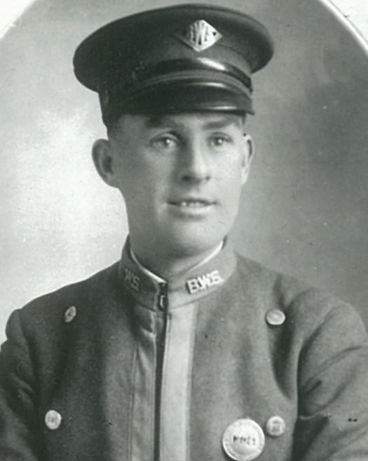Patrolman William F. Cullen | New York City Board of Water Supply Police, New York